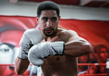 Danny Garcia Q & A – Interview