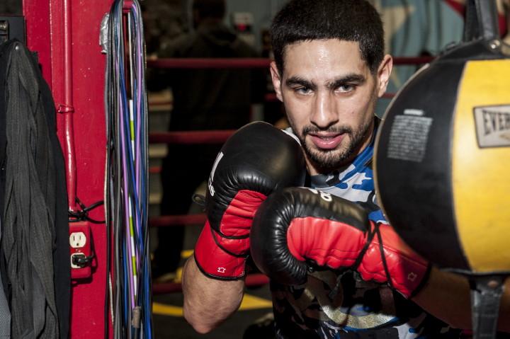 Danny Garcia Samuel Vargas Boxing News