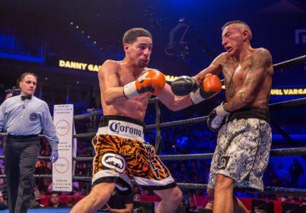 Results: Danny Garcia stops Samuel Vargas