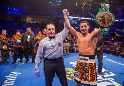 Danny Garcia defeats Samuel Vargas