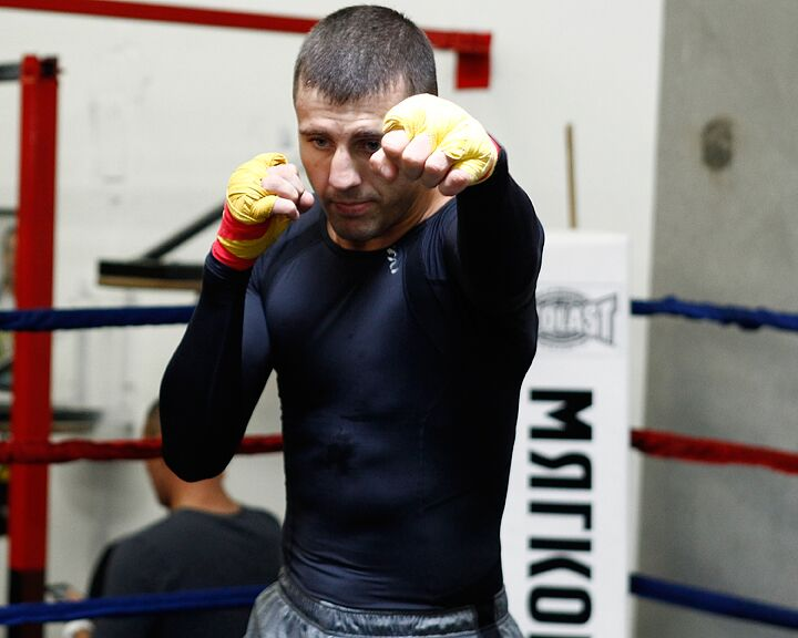 "Oleksandr ""The Nail"" Gvozdyk - Oleksandr ""The Nail"" Gvozdyk"