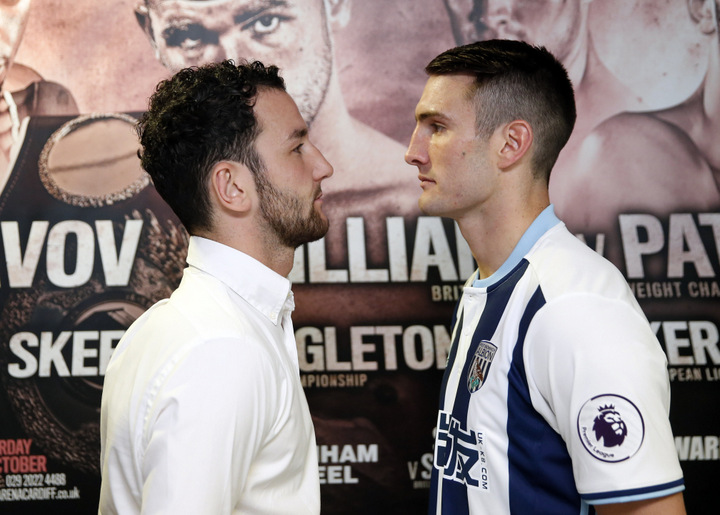 Sam Sheedy - World rated Commonwealth middleweight king Tommy Langford walks the tightrope at Cardiff's Motorpoint Arena next weekend when he gambles his WBO number two ranking in a quest to add the Lonsdale Belt to his burgeoning collection.