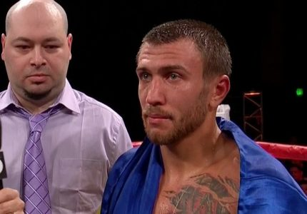 Dominant Lomachenko wants unification fight with Francisco Vargas next