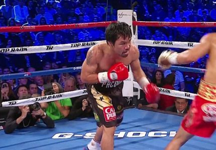 Pacquiao 'back to his best' in wide win over Vargas, Mayweather rematch next?