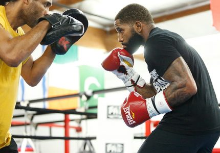 Curtis Stevens talks James De La Rosa fight