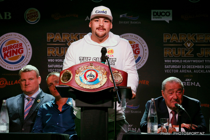 "Alexander Dimitrenko - Former WBO heavyweight title challenger Andy Ruiz Junior, last seen pounding out a wide decision victory over the rarely stopped (as in twice) Kevin Johnson back in July, is all set return to action for just the third time since his closer than close decision loss to Joseph Parker. ""The Destroyer,"" still only 29 years of age, will face the big Alexander Dimitrenko on a big card in April, and Ruiz will hopefully be aiming to put on a show to remind the fans how good he is."