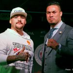 Andy Ruiz Joseph Parker Boxing News