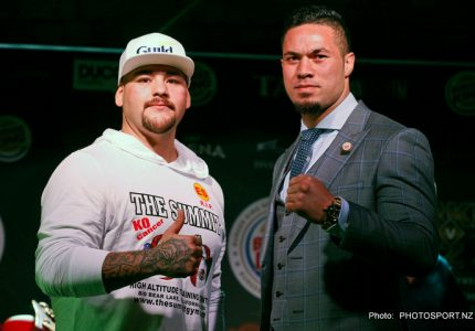 Crawford vs Molina / Parker vs Ruiz live on BoxNation
