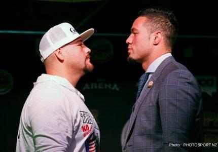 Joseph Parker outpoints Andy Ruiz