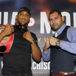 Joseph Parker - There is no shortage of boxing action this weekend, with a number of big and important fights going down in various locations. The three fights that have attracted a good deal of the attention are the Anthony Joshua-Eric Molina fight (Yes, the under-card fight of Dereck Chisora Vs. Dillian Whyte has also attracted plenty of press and fan interest, but the word now is that the fight might not even happen. As a result of Chisora's desk-throwing wobbler, the BBB of C must decide whether or not to allow the fight to go ahead), the Andy Ruiz Jnr-Joseph Parker clash and the Terence Crawford-John Molina Jnr showdown.