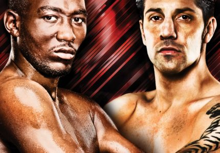 Crawford vs  Molina Workout Quotes