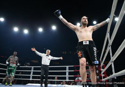 Results from Finland: Edis Tatli, Eva Wahlström, Robert Helenius victorious