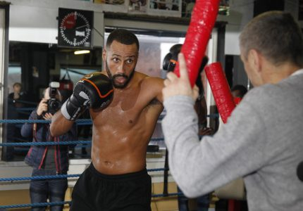 James DeGale: Me and Groves at Wembley would sell 80,000