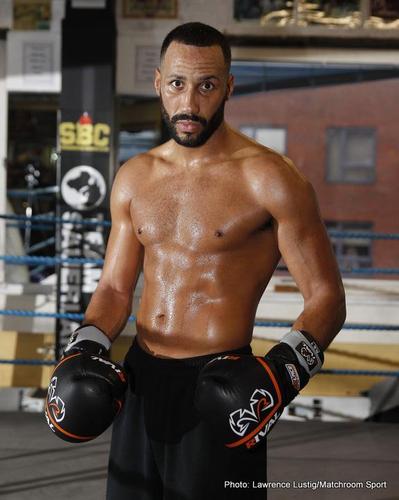 Badou Jack James DeGale Boxing Interviews Boxing News
