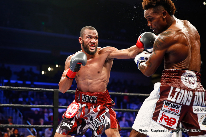 Ishe Smith Julian Williams Boxing News