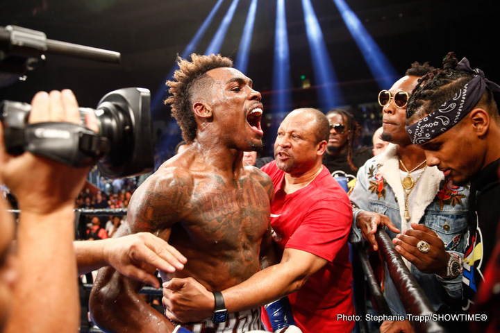 Jermall Charlo, Matt Korobov -  Live in Primetime on FOX & FOX Deportes & Presented by Premier Boxing Champions on Saturday, December 22 from Barclays Center in Brooklyn.