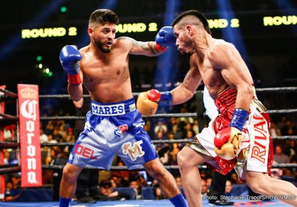 Abner Mares Wins His 4th World Boxing Title: WBA Featherweight Champ