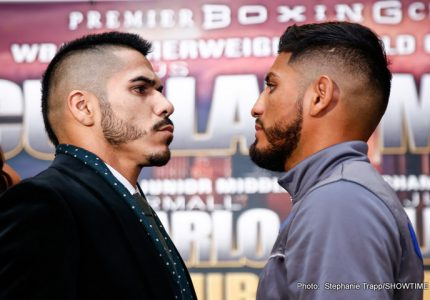 Abner Mares vs. Jesus Cuellar: Mexican vs. Argentinean Equals All Action