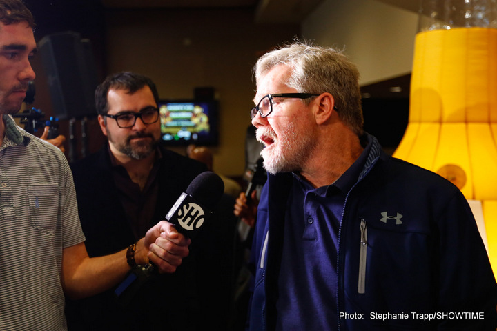 The last time Manny Pacquiao and Freddie Roach worked together, Pac-Man was upset by Jeff Horn in Australia. The last time Manny fought, he was without Roach for the first time in almost an age. Pacquiao parted ways with Roach after the controversial decision loss to Horn and he went on to defeat Lucas Matthysse in his most recent fight, for which he was cornered and trained by his good friend Buboy Fernandez.