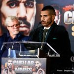 Abner Mares Jesus Cuellar Boxing News Top Stories Boxing