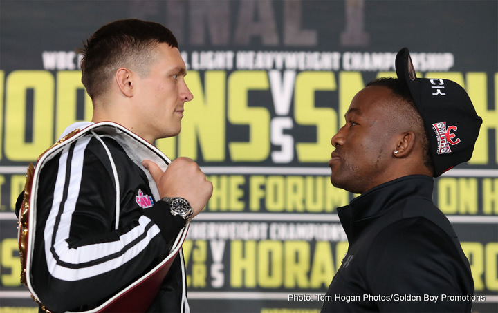 "Thabiso Mchunu - This Saturday night undefeated WBO Cruiserweight World Champion Oleksandr Usyk (10-0, 9 KOs) will make his first defense against Thabiso ""The Rock"" Mchunu (17-2, 11 KOs) at the Forum in Inglewood, California. This exciting match-up will open HBO World Championship Boxing telecast beginning at 10:00 p.m. ET/PT headlined by Bernard Hopkins vs. Joe Smith Jr. Below is the scouting report for this bout:"