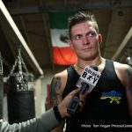 """Oleksandr Usyk - Throughout boxing history """"big"""" names have always garnered mass attention, searing themselves in social memory. Tyson, Holyfield, Foreman, Mayweather, Jones Jr., Pacquiao, De La Hoya and Mosley were, and still are, huge names both in and out of boxing. However, while they captured the headlines, and deservedly so, there were quite a few guys who deservednotoriety who either received their just due a little too late or never received it at all. Fighters like Winky Wright, Vernon Forrest, Lamon Brewster, Ricardo Lopez, Mike McCallum and many others are sometimes forgotten in conversations about great or exciting fighters from certain eras."""