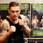Marco Huck - Usyk: Huck is tough and doesn't fear anything