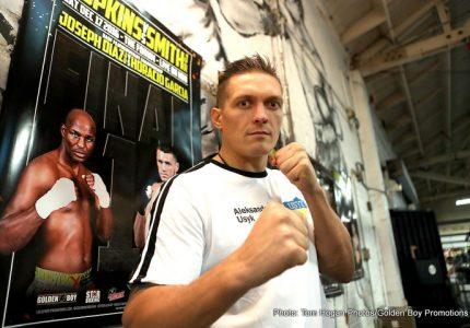 Cruiserweight champs Murat Gassiev, Oleksandr Usyk both plan on being heavyweights soon enough