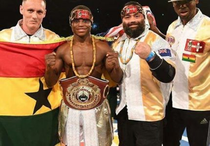 Dogboe puts world title bid on hold, will take 2 more warm-up fights