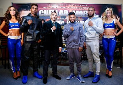 Cuellar-Mares & Charlo-Williams final quotes