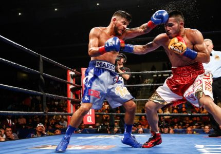 Results: Mares beats Cuellar, wins WBA title