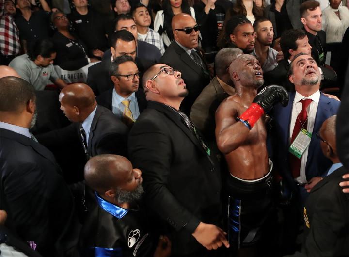 Bernard Hopkins Joe Smith Jr. Boxing News Boxing Results