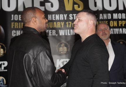 Roy Jones Junior-Bobby Gunn on Friday: another disaster for the once untouchable great?