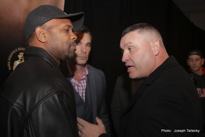 Roy Jones Jr. Boxing News
