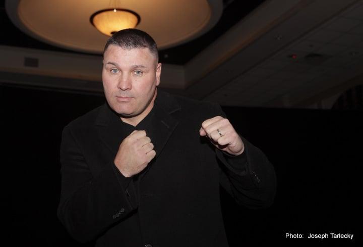 Bobby Gunn Roy Jones Jr. Tyson Fury Boxing News