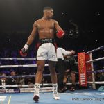 """Anthony Joshua - After just 18 bouts as a pro, all either quick or mid-rounds quick, KO wins, Anthony Joshua is ready for his """"defining fight."""" The big, record-breaking sell-out showdown between he and former king Wladimir Klitschko on April 29 will define the remainder of Joshua's career, certainly – and AJ is hugely motivated to win."""