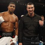 Anthony Joshua - Matchroom Sport, Klitschko Management Group (KMG) and K2 Promotions have reached agreement with U.S. premium television giants Showtime and HBO to televise the most significant heavyweight world championship match in more than a decade.  On Saturday, April 29, IBF Heavyweight World Champion Anthony Joshua will face former unified world champion Wladimir Klitschko from a sold-out Wembley Stadium in London.