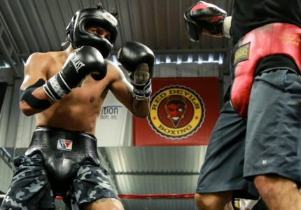 Abner Mares challenges Jesus Cuellar on Showtime this Sat.