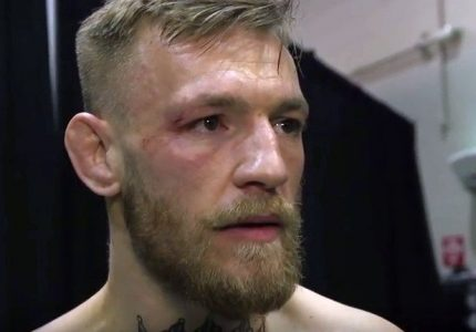 Conor McGregor still talking Mayweather fight; says he'd go in there to KO Floyd
