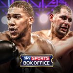 Eric Molina - Watch Britain's Anthony Joshua defend his IBF World Heavyweight title against Eric Molina for just £14.95 – Britain's lowest price