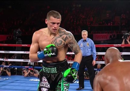 Is Joe Smith Junior The Fighter of The Year?