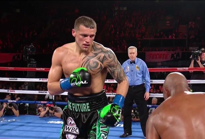 Bernard Hopkins Joe Smith Jr. Boxing News