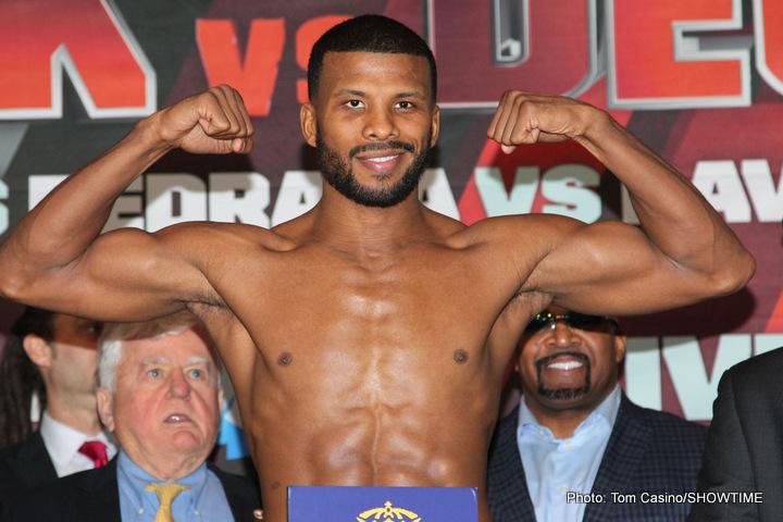 Badou Jack Callum Smith Boxing News
