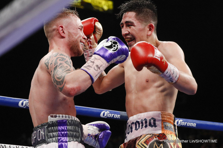 Carl Frampton and Leo Santa Cruz: A rivalry too great to end at 1-1