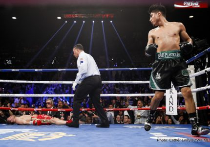 Mikey Garcia scores early contender for KO of The Year with brutal annihilation of Dejan Zlaticanin