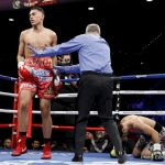 Anthony Dirrell, David Benavidez - According to Boxrec, WBC #1 and #2 Anthony Dirrell and Callum Smith are scheduled to meet Sept. 9 for the super middleweight title vacated by Badou Jack.
