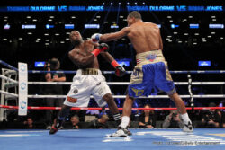Badou Jack, James DeGale - The No. 1 and No. 2-ranked super middleweights in the world met in a unification to determine the world's best 168-pound fighter Saturday on SHOWTIME.  After two knockdowns and 12 intense, back-and-forth rounds, the distinction as the world's best super middleweight is still up for grabs.