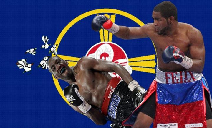 Felix Diaz Terence Crawford Boxing News