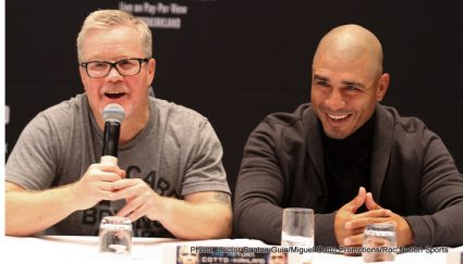 James Kirkland Miguel Cotto Boxing News