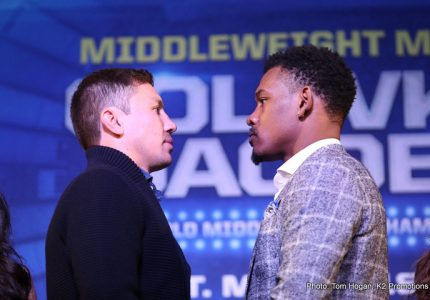 "Danny Jacobs says GGG looking past him to June fight with Billy Joe Saunders, ""no way a good thing"""